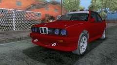 BMW M3 E30 1986 v2 para GTA San Andreas