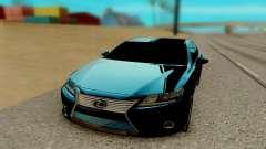 Lexus ES 2017 para GTA San Andreas