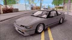 Nissan 240SX SilForty para GTA San Andreas