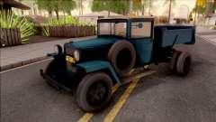 O GÁS-410 1946 FIV para GTA San Andreas