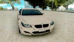 BMW M5 E60 Lumma Edition