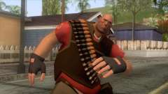 Team Fortress 2 - Heavy Skin v2 para GTA San Andreas