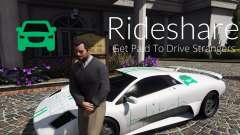 Rideshare 1.0 para GTA 5