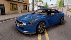 Nissan GT-R para GTA San Andreas