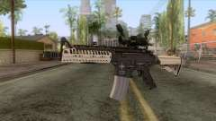 M4 Assault Rifle para GTA San Andreas