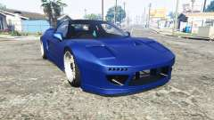 Honda NSX (NA1) Rocket Bunny [add-on] para GTA 5