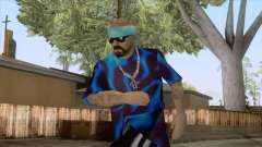 New Aztecas Skin 4 para GTA San Andreas