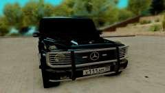 Mercedes Benz G55 AMG para GTA San Andreas