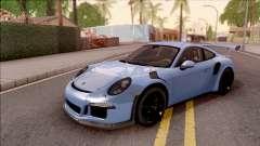 Porsche 911 GT3 RS 2016 para GTA San Andreas