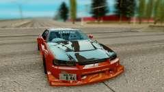 Nissan Skyline R34 Ura para GTA San Andreas