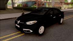 Renault Fluence Turkish Military Vehicle para GTA San Andreas