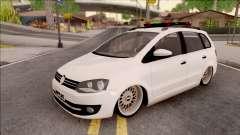 Volkswagen Spacefox para GTA San Andreas