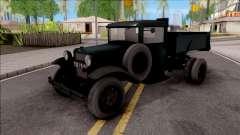 O GÁS-410 1940