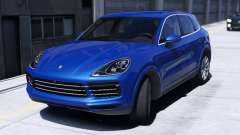 Porsche Cayenne S 2018 para GTA 5