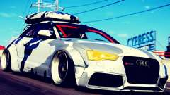 Audi RS5 Libertywalk