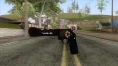 GTA 5 - Heavy Revolver para GTA San Andreas