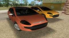 2010 Fiat Punto EVO Esporte para GTA Vice City