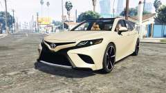Toyota Camry XSE 2018 [add-on]