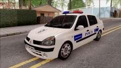 Renault Clio Polis para GTA San Andreas