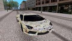 Lamborghini Aventador LP700 4 para GTA San Andreas