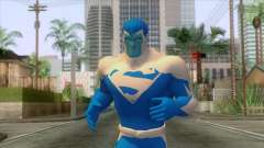 Eletric Superman Skin v2 para GTA San Andreas