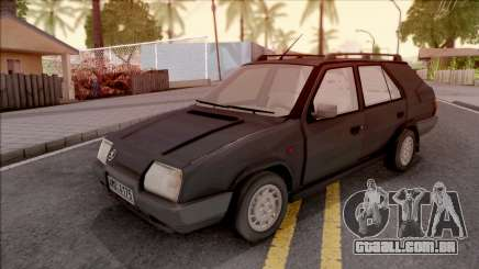 Skoda Favorit 135 Estate para GTA San Andreas