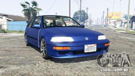 Honda Civic (EF) para GTA 5