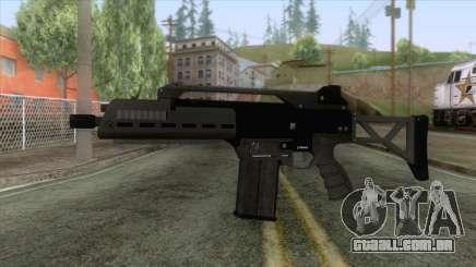 GTA 5 - Carbine Especial para GTA San Andreas
