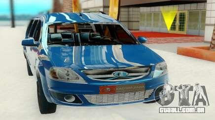 Lada Largus para GTA San Andreas