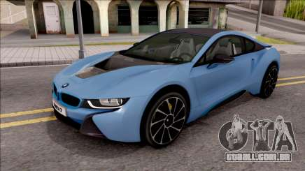BMW i8 2017 para GTA San Andreas