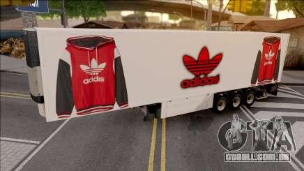 Remolque Adidas v.2 para GTA San Andreas