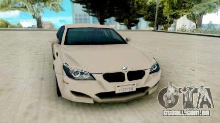 BMW M5 E60 Lumma Edition para GTA San Andreas