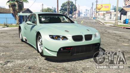 BMW M3 GT2 (E92) [replace] para GTA 5