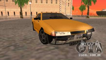 New Elegy the Korch para GTA San Andreas