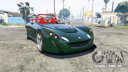 Lotus 2-Eleven 2009 [replace] para GTA 5