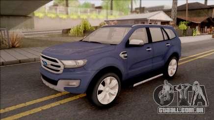 Ford Endeavour para GTA San Andreas