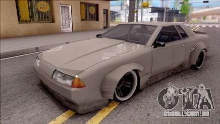 Elegy Drift Low Poly para GTA San Andreas