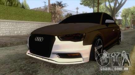 Audi A3 Sedan para GTA San Andreas