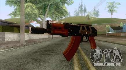 GTA 5 - Compact Rifle para GTA San Andreas