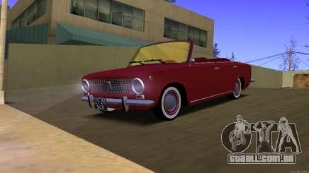 VAZ 2101 Conversível da União Soviética para GTA San Andreas