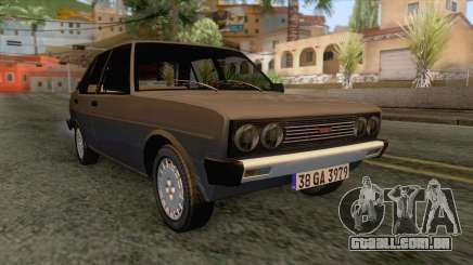 Tofas Murat 131 para GTA San Andreas