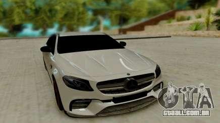 Mercedes-Benz E63 Brabus para GTA San Andreas