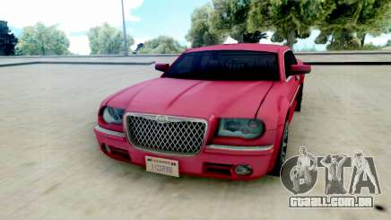 Chrysler 300C 2008 para GTA San Andreas