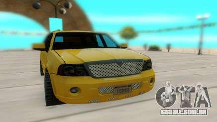 Lincoln Navigator 2D Generation para GTA San Andreas