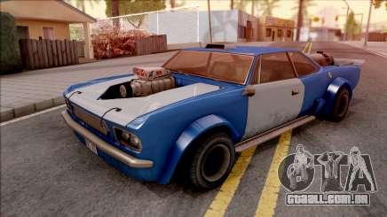Tampa Fast Furious Parody para GTA San Andreas