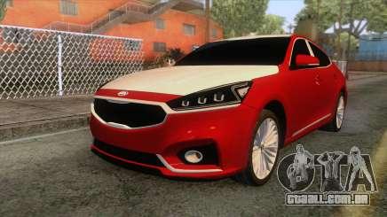 Kia Cadenza 2017 para GTA San Andreas