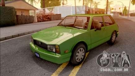 BF Club para GTA San Andreas