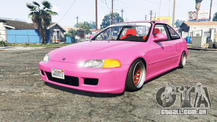 Honda Civic (EJ2) [replace] para GTA 5