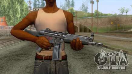 HK53 Assault Rifle para GTA San Andreas