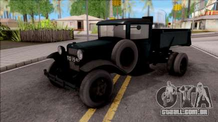 O GÁS-410 1940 para GTA San Andreas